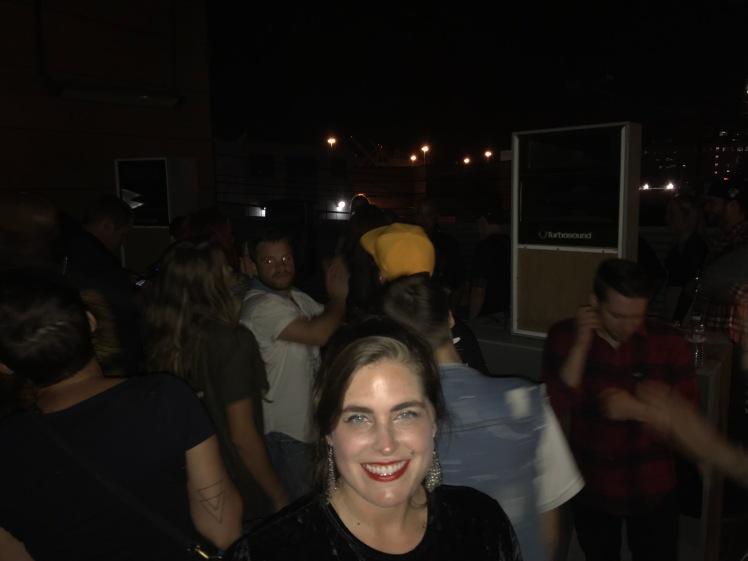 Flash at Party