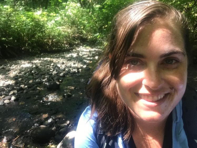 May Creek Selfie