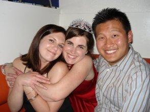 Elyse, Kaitlin, Simon